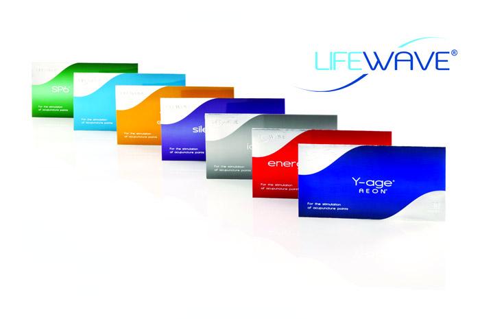 Akunpunktur uden nåle - Lifewave
