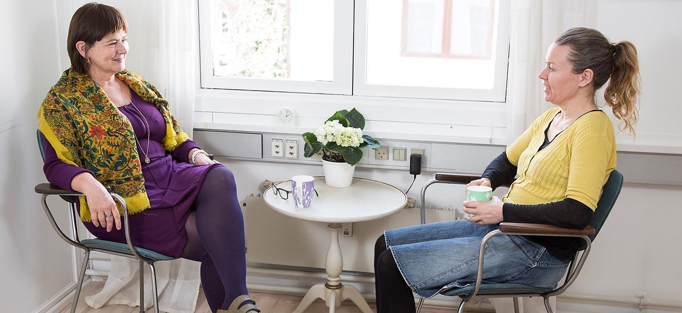 Individuel terapi og coaching